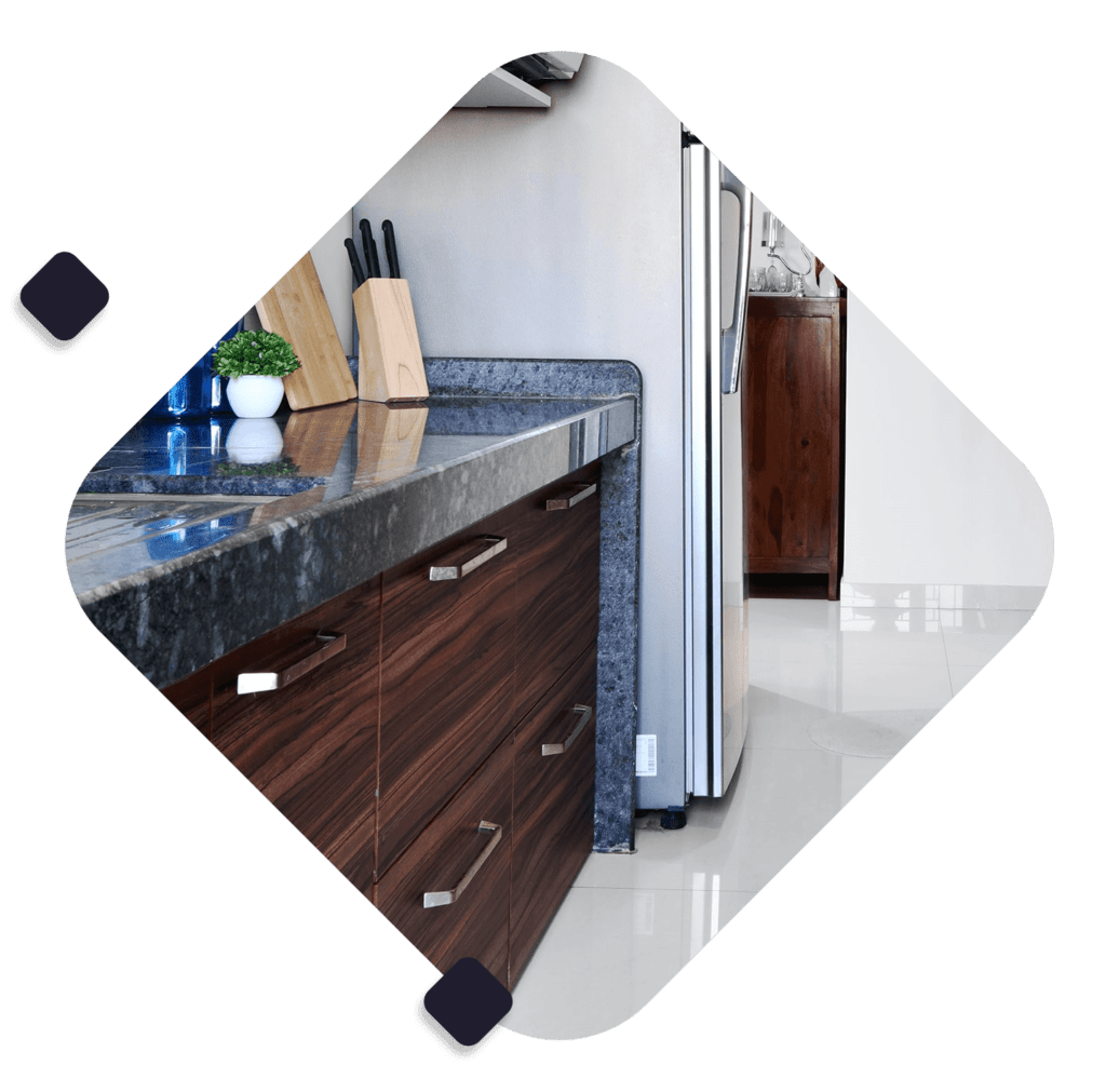 Countertops page background
