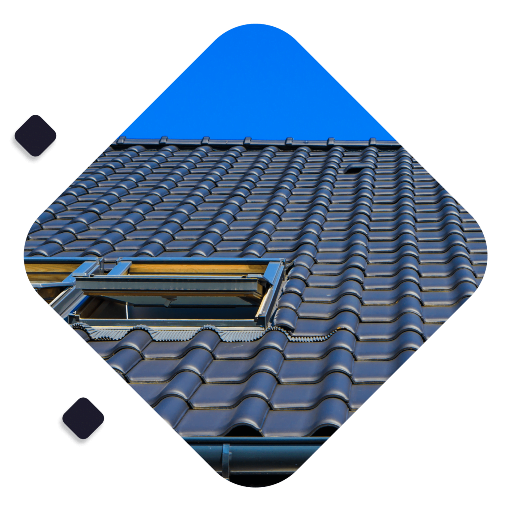 Roofing page background