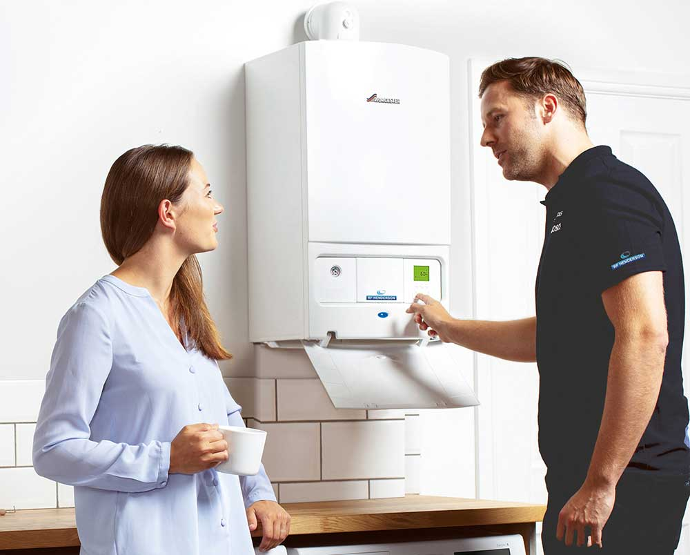 Boiler or Radiator Heating System Install